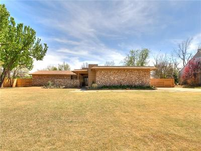Oklahoma City Single Family Home For Sale: 3004 Red Oak Road