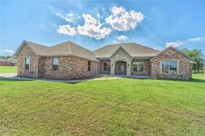 Oklahoma County Single Family Home For Sale: 7817 Deer Meadow Drive
