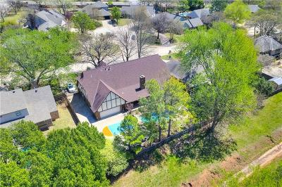 Edmond Single Family Home For Sale: 217 Cricket Hollow