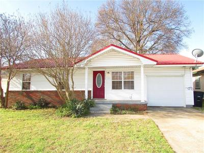 Shawnee Single Family Home For Sale: 1217 Rose