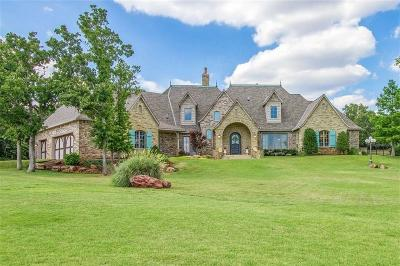 Edmond Single Family Home For Sale: 8305 Redhawk Lane