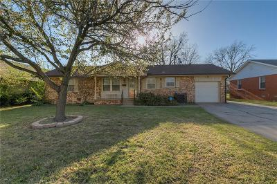 Oklahoma City Single Family Home For Sale: 3715 N Land Avenue