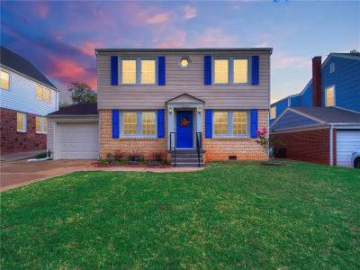 Oklahoma City Rental For Rent: 2633 NW 26th Street