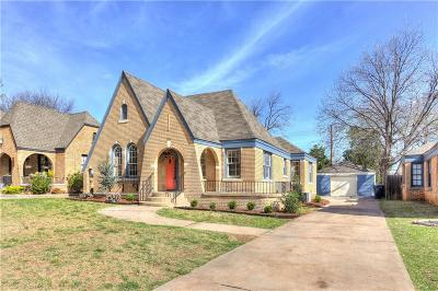 Oklahoma City Single Family Home For Sale: 2133 NW 28th Street