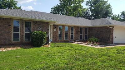 Oklahoma County Single Family Home For Sale: 5212 NW 115th Street