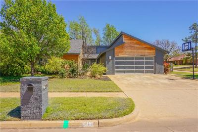 Single Family Home For Sale: 2001 Paddock Circle