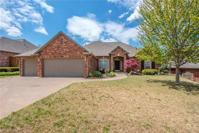 Edmond Single Family Home For Sale: 14013 Kirkland Ridge
