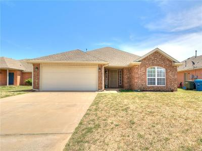 Edmond Single Family Home For Sale: 1028 Mollie Rausch Lane