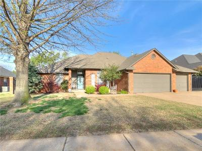 Oklahoma City Single Family Home For Sale: 11901 Ridgedale Circle
