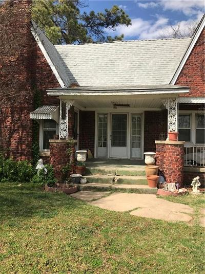 Oklahoma City Single Family Home For Sale: 2937 NW 16th