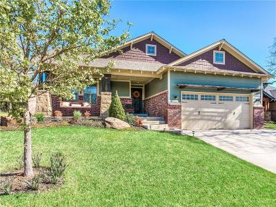 Oklahoma County Single Family Home For Sale: 4917 First Light Lane