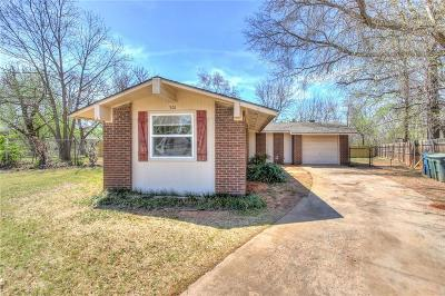 Oklahoma County Rental For Rent: 501 Erinblu Place