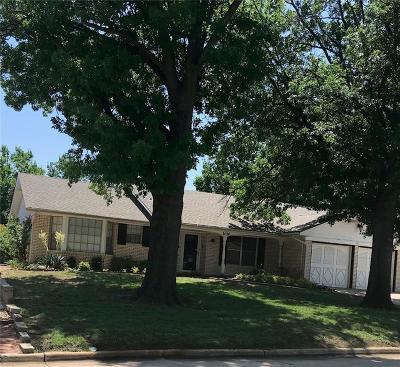 Oklahoma City OK Single Family Home For Sale: $197,500