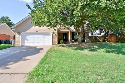 Edmond Single Family Home For Sale: 1301 Salem Avenue