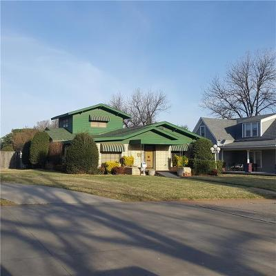 Mangum OK Single Family Home For Sale: $119,000