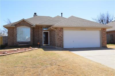 Yukon OK Single Family Home Pending: $139,900