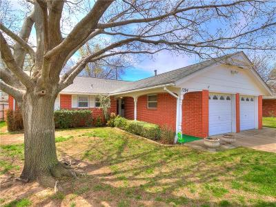 Oklahoma County Single Family Home For Sale: 1204 SW 78th Terrace