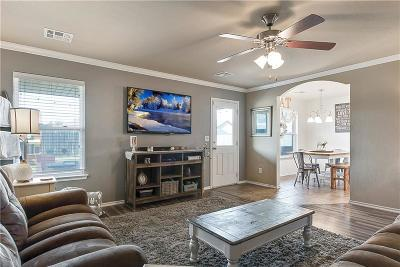 Lincoln County, Oklahoma County Single Family Home For Sale: 8509 SW 45th Terrace