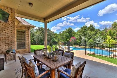 Edmond OK Single Family Home For Sale: $859,000