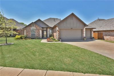 Edmond Single Family Home For Sale: 2917 Boulder Court