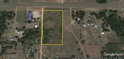 Blanchard Residential Lots & Land For Sale: W Veterans Memorial Highway