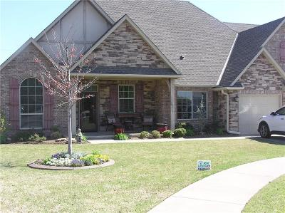 Oklahoma City Single Family Home For Sale: 5201 NW 122nd Terrace