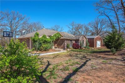 Edmond Single Family Home For Sale: 12849 El Zorro
