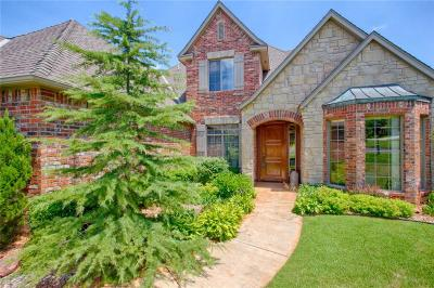 Edmond Single Family Home For Sale: 3116 Garden Vista