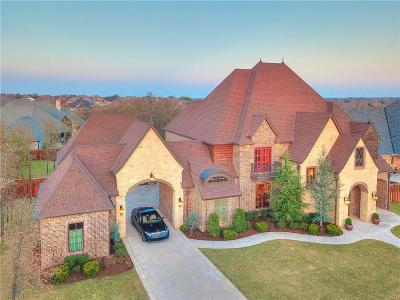 Edmond Single Family Home For Sale: 4700 Iron Horse Pass