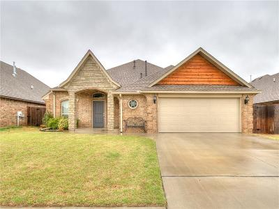 Oklahoma City Single Family Home For Sale: 4916 SW 121st Place