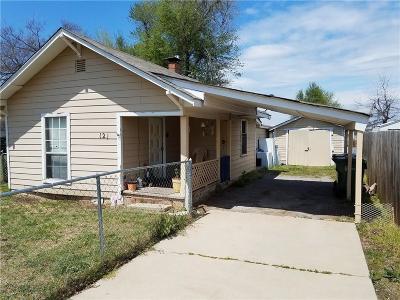 Yukon Single Family Home For Sale: 121 Birch Avenue