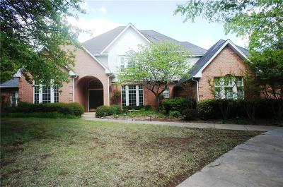 Single Family Home For Sale: 3808 Creek Bank Road