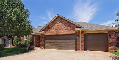Edmond Single Family Home For Sale: 2005 Del Simmons Drive