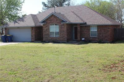 Choctaw Single Family Home For Sale: 14974 1st