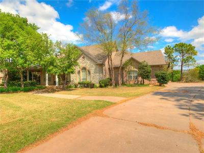 Moore Single Family Home For Sale: 3600 Meadow Lane