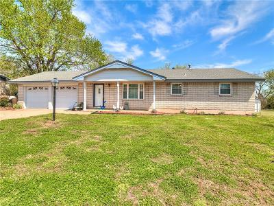 Choctaw Single Family Home For Sale: 16427 Shelby Street