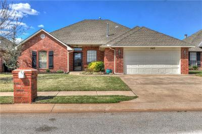 Edmond Single Family Home For Sale: 1683 Birchfield