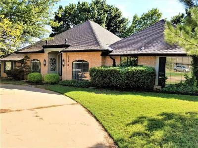 Oklahoma City Single Family Home For Sale: 10701 Woodridden