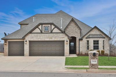 Edmond Single Family Home For Sale: 3400 NW 189th Street