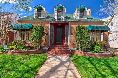 Oklahoma City Single Family Home For Sale: 617 NW 42nd Street