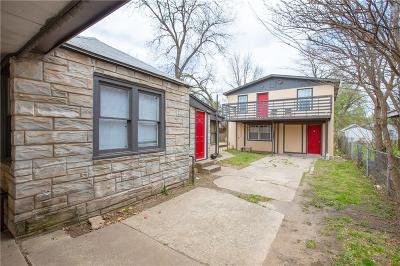 Oklahoma County Multi Family Home For Sale: 2125 SW 26th St