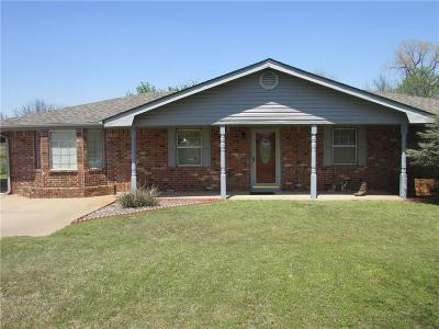 Purcell Single Family Home For Sale: 25147 190th