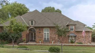 Edmond Single Family Home For Sale: 2301 Bay Hill Place