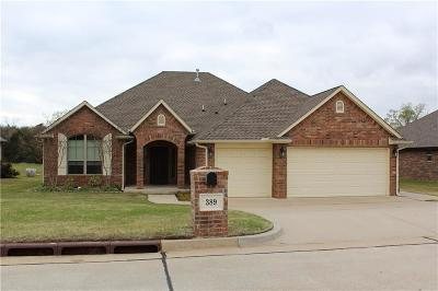 Oklahoma County Single Family Home For Sale: 389 Cambridge Road