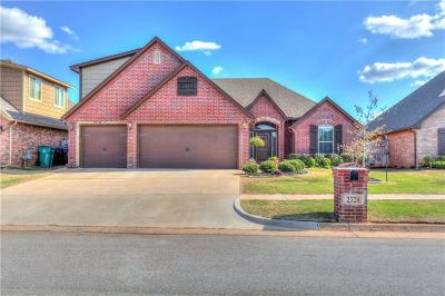 Edmond Single Family Home For Sale: 2328 NW 156th Street