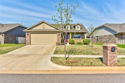 Edmond Single Family Home For Sale: 18605 Cola Drive