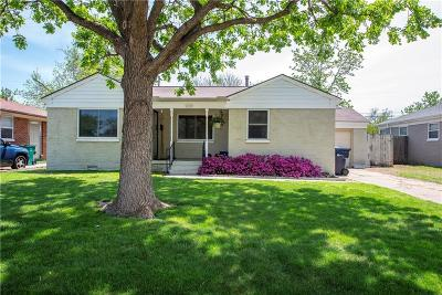 Oklahoma City Single Family Home For Sale: 4132 NW 22nd Street