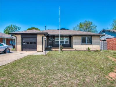 Oklahoma City Single Family Home For Sale: 4321 NW 43rd Street