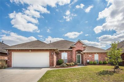 Oklahoma City OK Single Family Home For Sale: $193,000