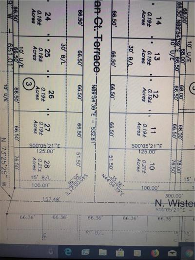 Mustang Residential Lots & Land For Sale: 2312 E Kellan Court